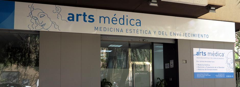Medicina estética y del envejecimiento - Arts Médica ®