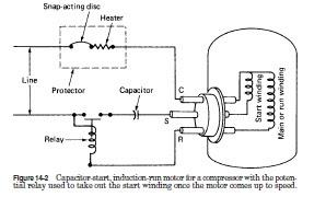 Motor Start Relays Basics And Tutorials Transmission