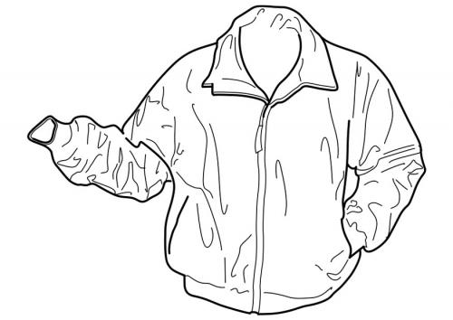 Chef Jacket Color Page