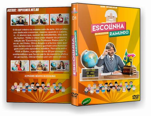 Download Escolinha do Professor Raimundo 2015 DVD-R gallery 2 8 337307