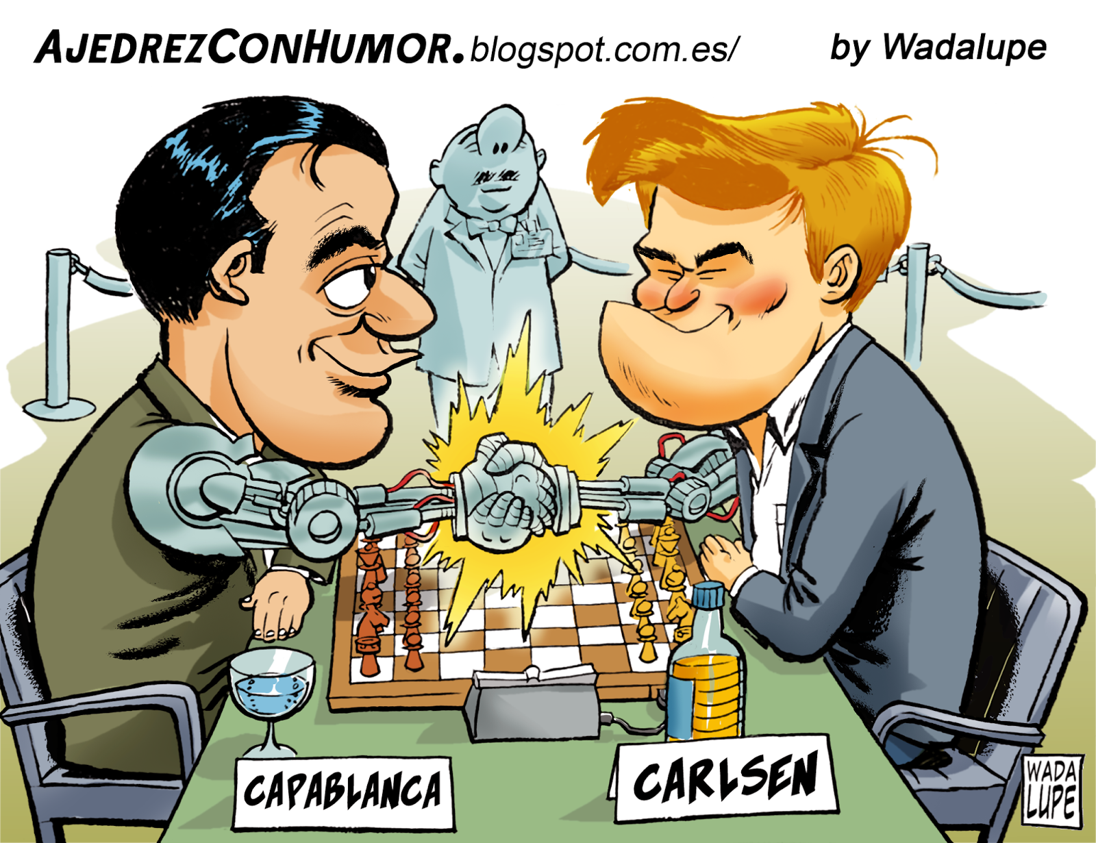 The New Chess Thread! - Page 3 Capablanca+vs+carlsen
