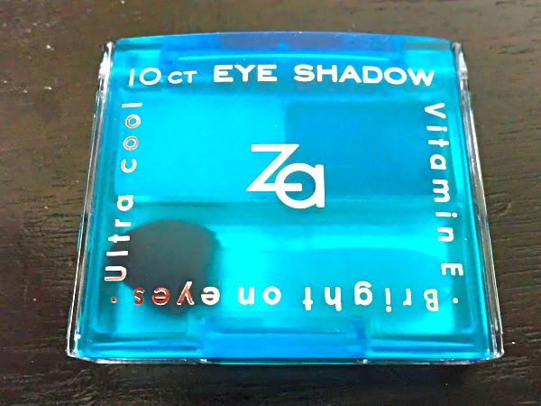 ZA 10ct Eyeshadow Duo in 101 Blue