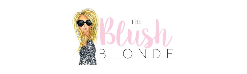 The Blush Blonde