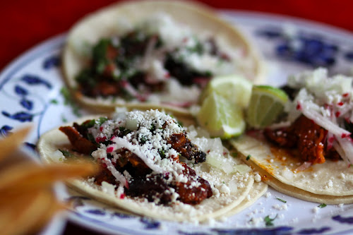 TNT Taqueria Al Pastor Taco