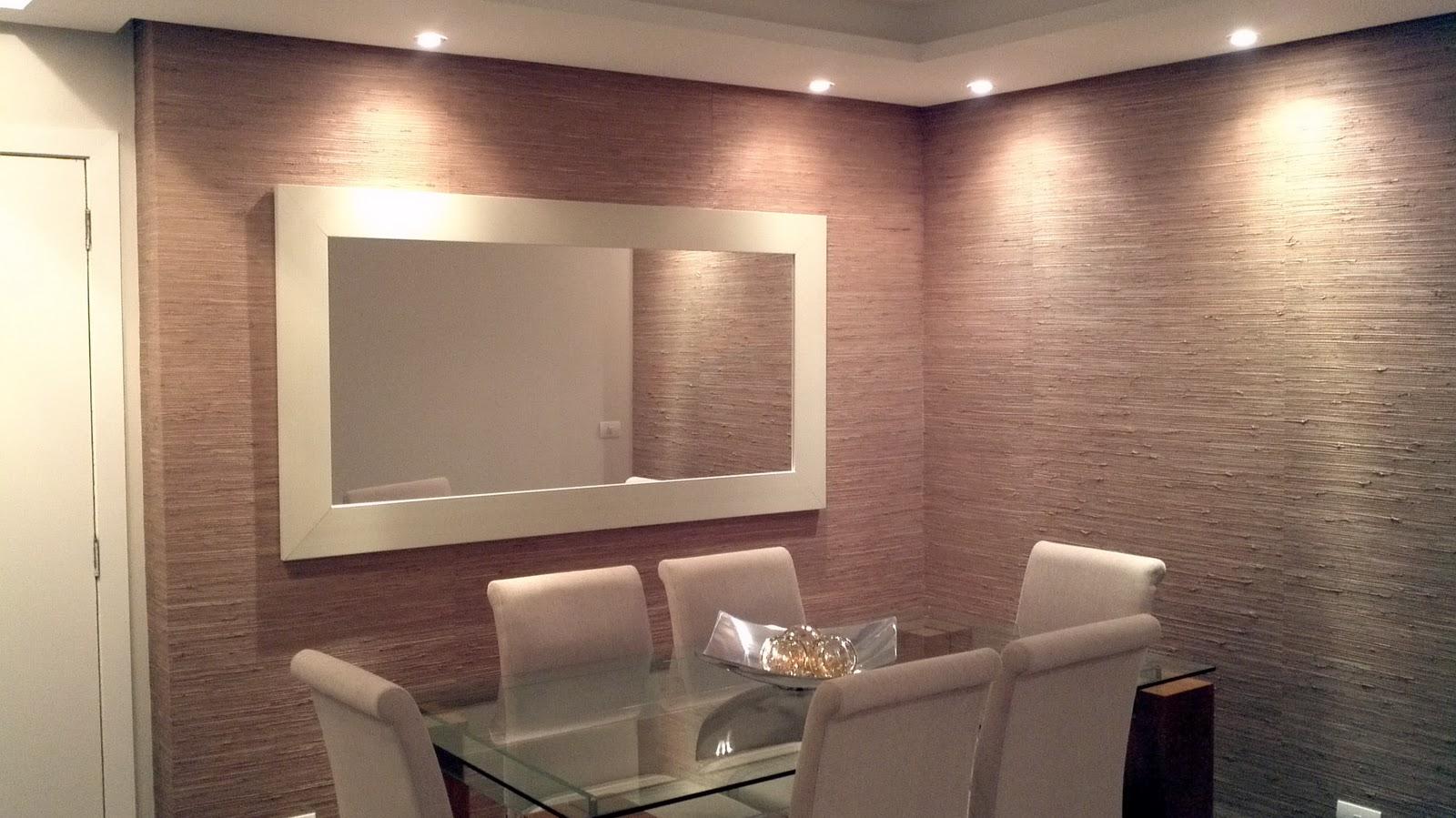 #AB7920 vamos aos detalhes colocamos papel de parede de palha natural 1600x899 píxeis em Decoração Para Sala Pequena Com Papel De Parede