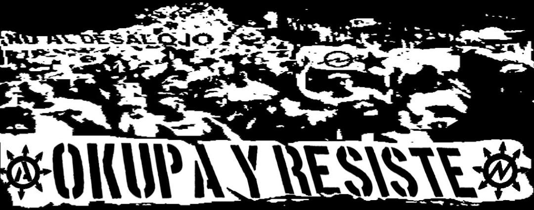 Okupa y Resiste