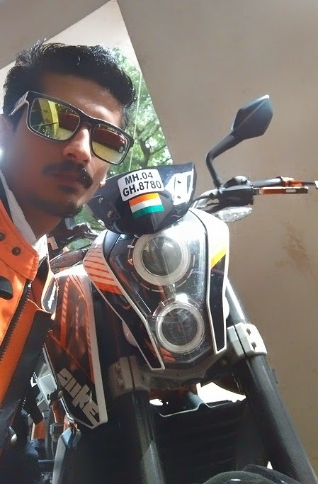 ktm duke 390 review nikhil joshi
