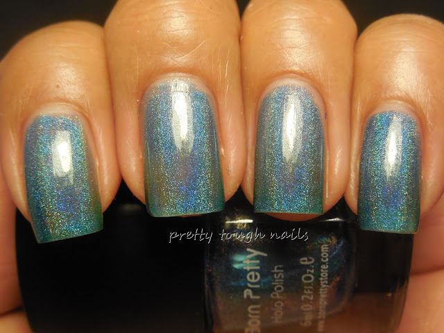 Born Pretty Holos Teal Blue (#8)