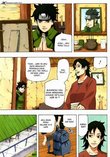 Naruto - Chapter:700 - Page:10