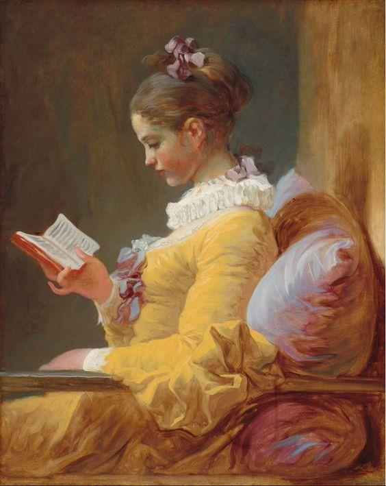 Pintura y libros