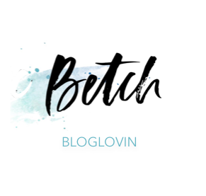 FOLLOW ME - BLOGLOVIN