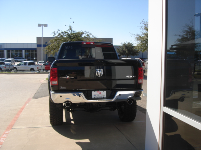 New 2013 Ram 1500 Lone Star Truck Crew Cab Lifted 4x4 TDY ...