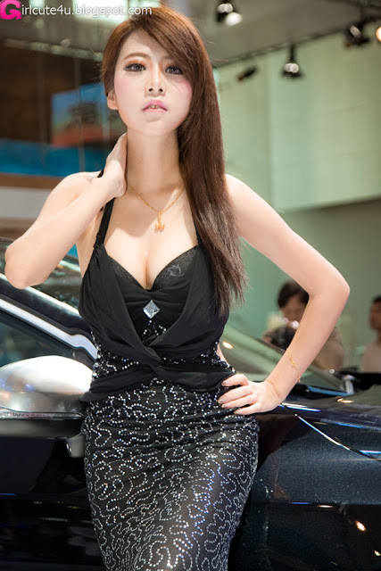 2 Xia Xiaowei - Black Mermaid-very cute asian girl-girlcute4u.blogspot.com