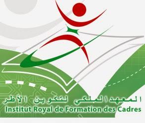 المعهد الملكي لتكوين الأطر لوائح المترشحين لاجتياز الاختبار الكتابي