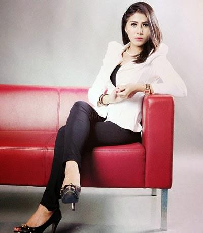 Destiara Talita  Model Cantik dan Sexy Majalah Dewasa Indonesia dan Caleg 2014