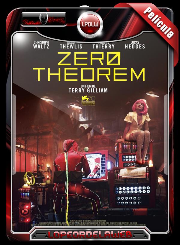 The Zero Theorem (2013)   Teorema Cero 720p Dual Mega Uptobo