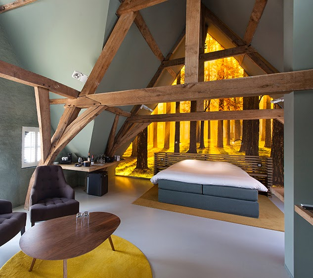 Les plus beaux hotels design du monde h tel la suite sans for Top design hotels belgium
