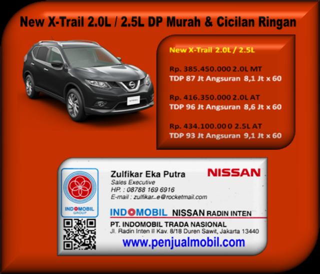 PROMO NISSAN NEW X-TRAIL JAKARTA
