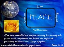 Blog Blast for Peace