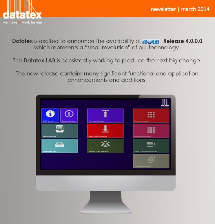 http://www.datatex.com/en/news/now-release-4000-is-ready