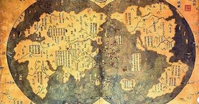 Peta kuno China