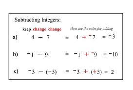 math worksheet : rules for adding and subtracting integers worksheet  1000 images  : Subtracting Integer Worksheets