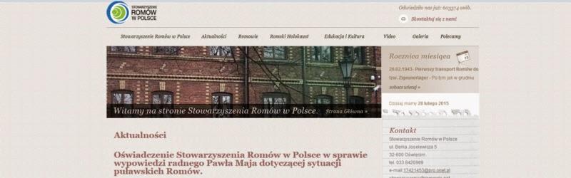 http://www.stowarzyszenie.romowie.net/czytnik-aktualnosci/items/oswiadczenie-stowarzyszenia-romow-w-polsce-w-sprawie-wypowiedzi-radnego-pawla-maja-dotyczacej-sytuacji-pulawskich-romow.html
