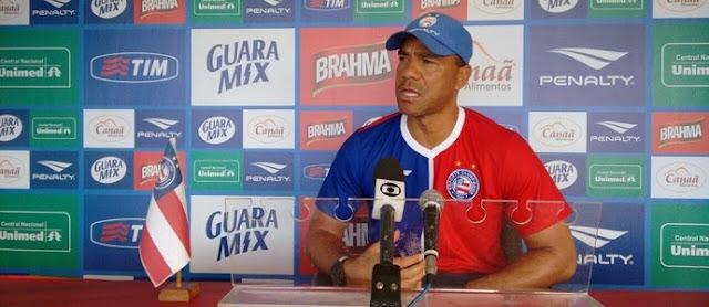 Bahia inicia caminhada na Série B contra o América-MG