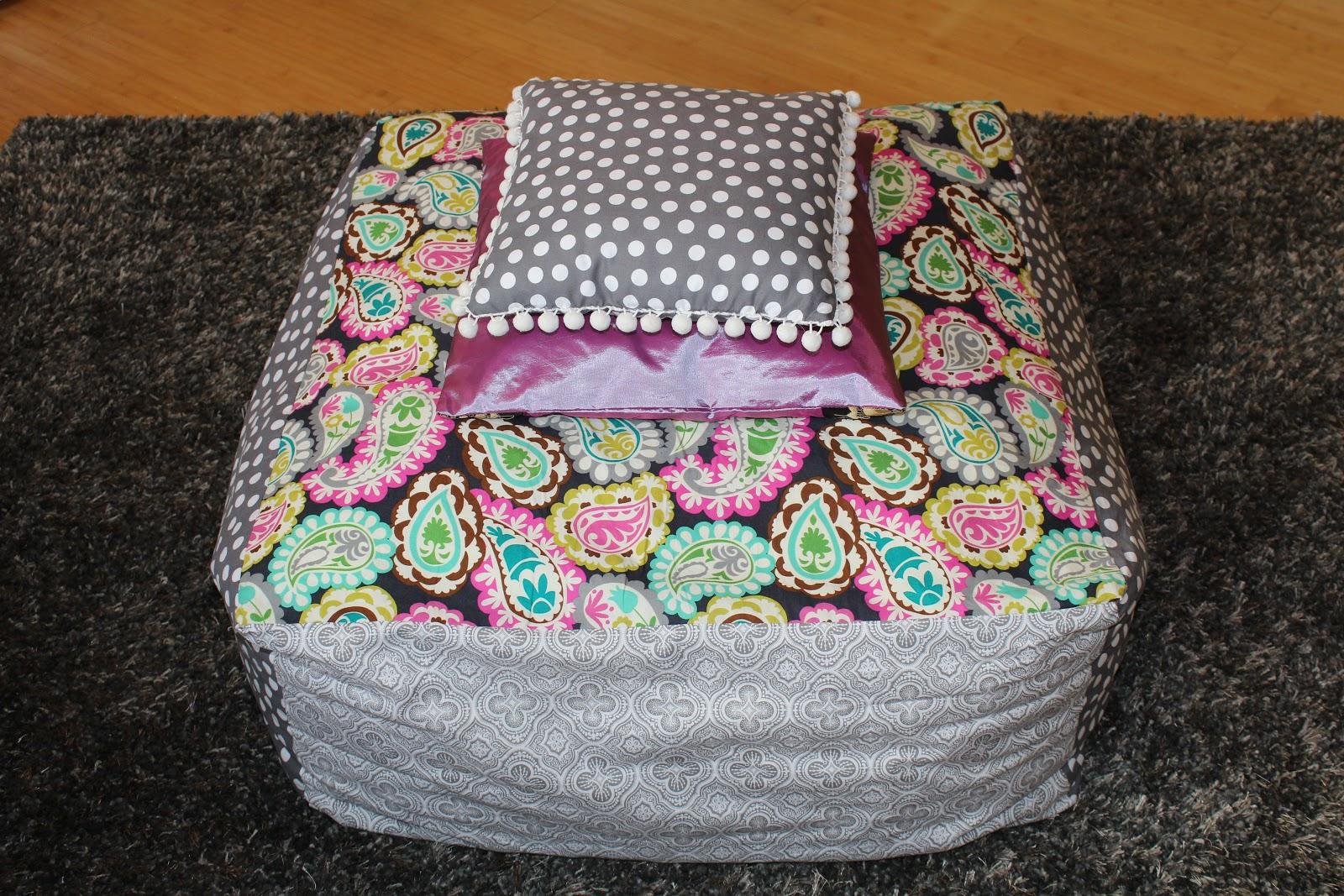 Antsi Pants Square Bean Bag Chair