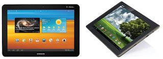 Tablets Android devices