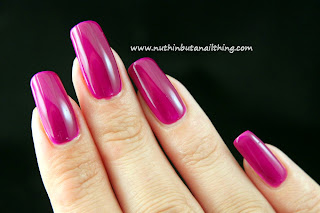 Maybelline Color Show Neon Collection Fuschia Fever