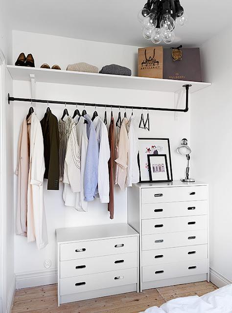 closet barato, closet com comoda