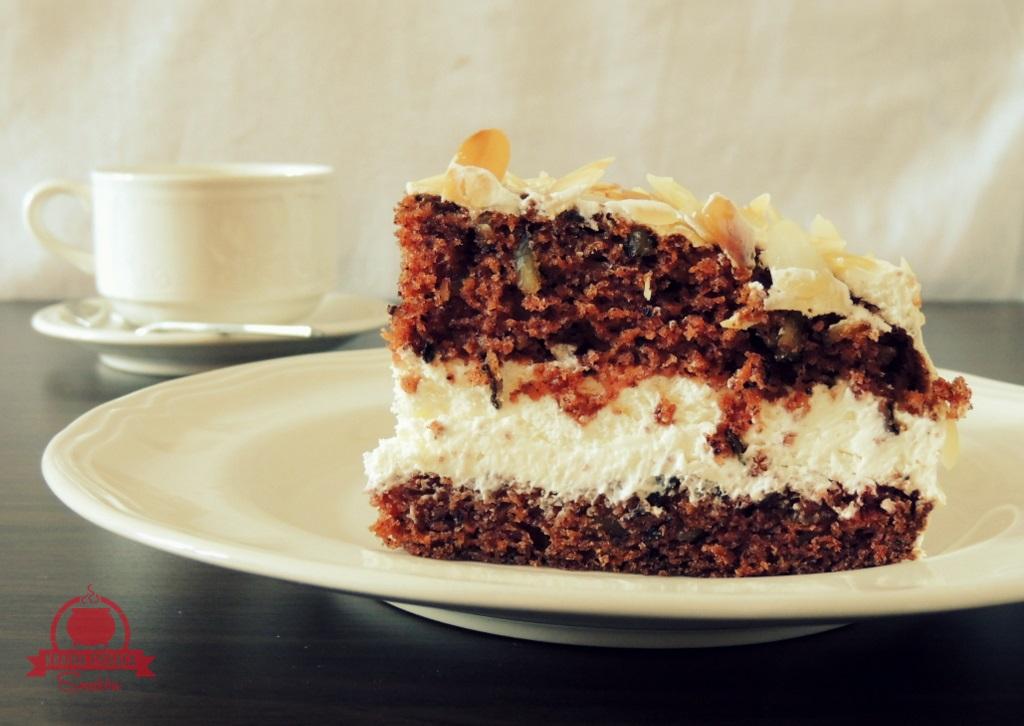 Kraina tysi ca smak w ciasto marchewkowe z kremem mascarpone for What to do with mascarpone