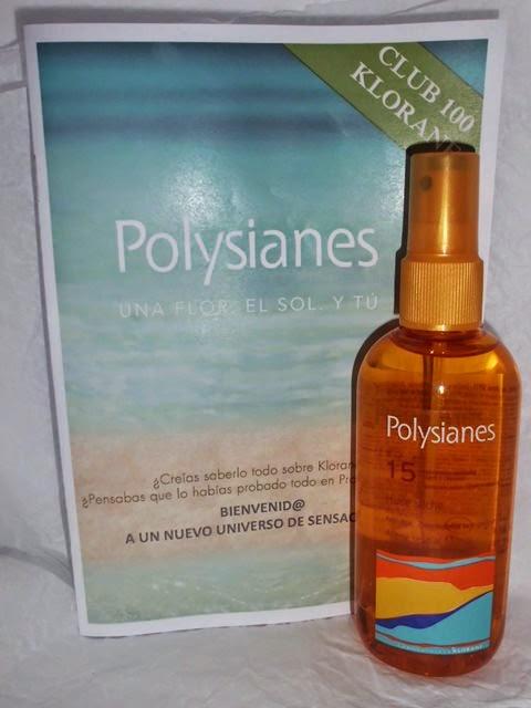 polysianes de klorane