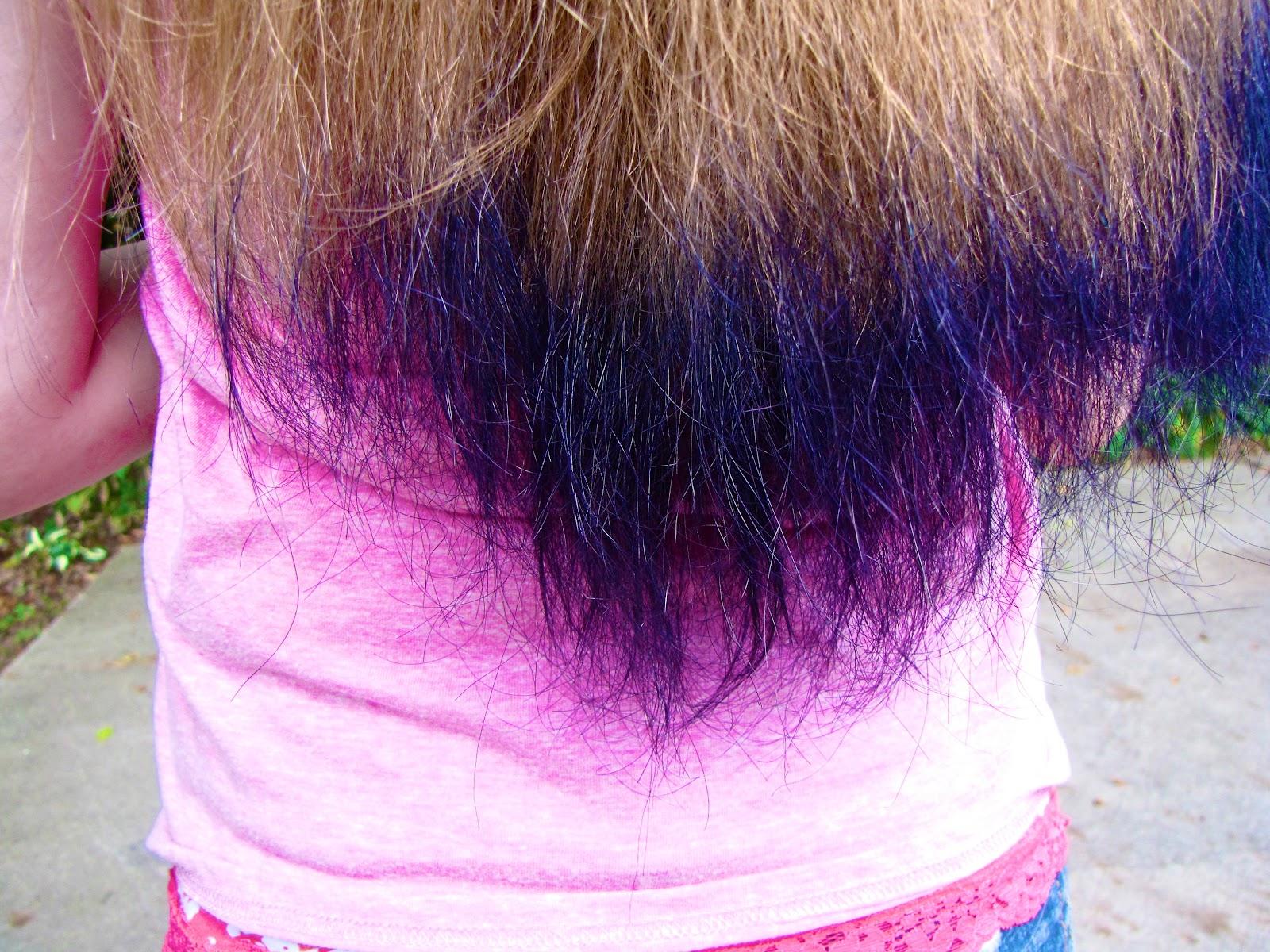 purple hair tips wwwpixsharkcom images galleries