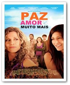"""Poster do filme """"Paz, Amor e Muito Mais"""""""