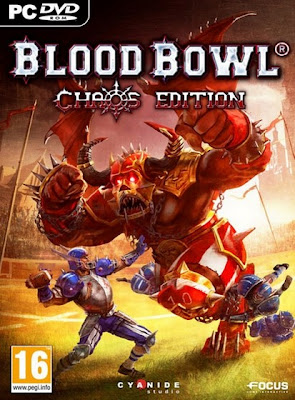 Blood Bowl: Chaos Edition PC Cover