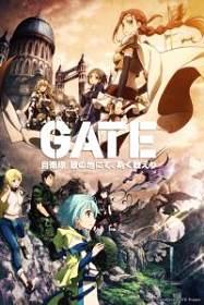 Gate: Jieitai Kanochi nite Kaku Tatakaeri Temporada 2×02