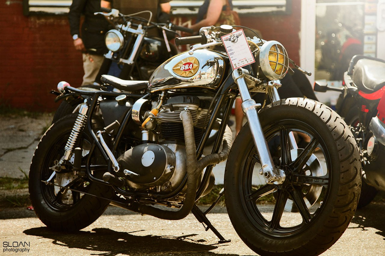 Classic Motor-Cycles-Steampunk-BSA-Moge title=