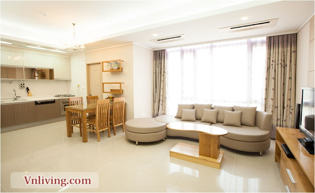 Living room in Imperia apartment 2 bedrooms