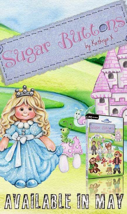 New CD from Kathryn Sturrock and Card Creations Plus