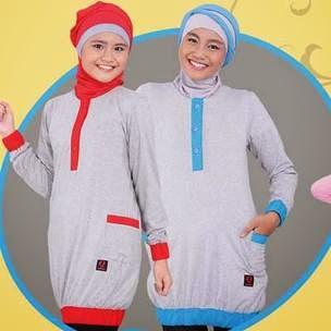 Kaos Muslim Cantik