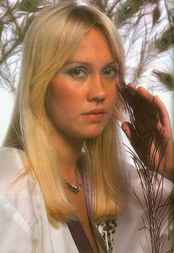 Stockholm 1972 Agnetha
