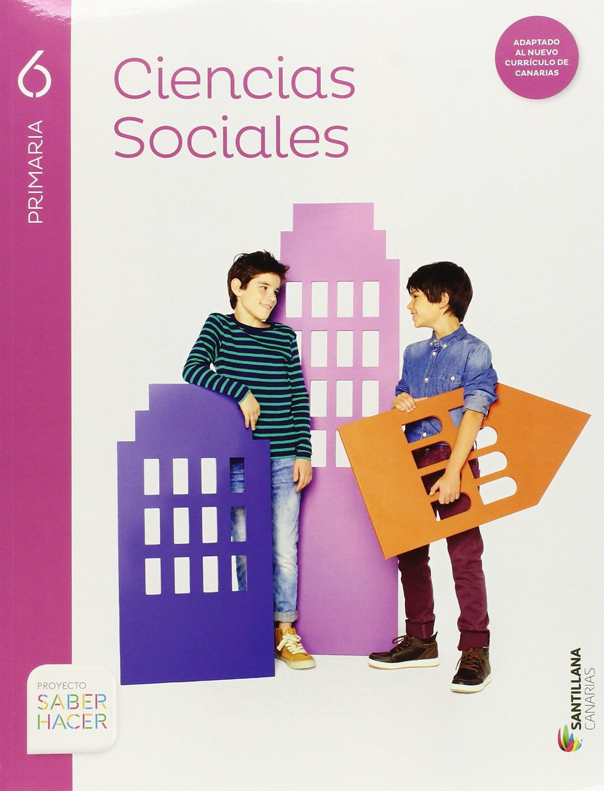 Ciencias Sociales 6º