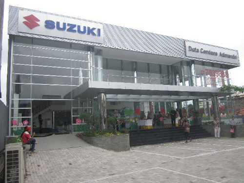 dealer suzuki cinere
