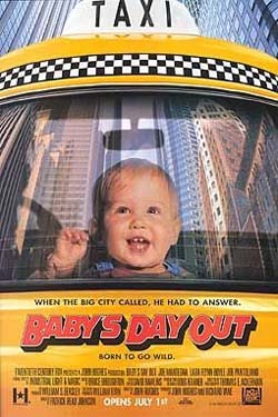 Baby's Day Out (1994) Punjabi Dubbed