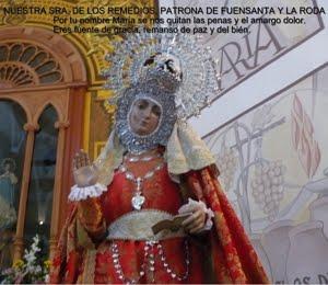 NTRA. SRA. DE LOS REMEDIOS DE FUENSANTA Y LA RODA(ALBACETE)