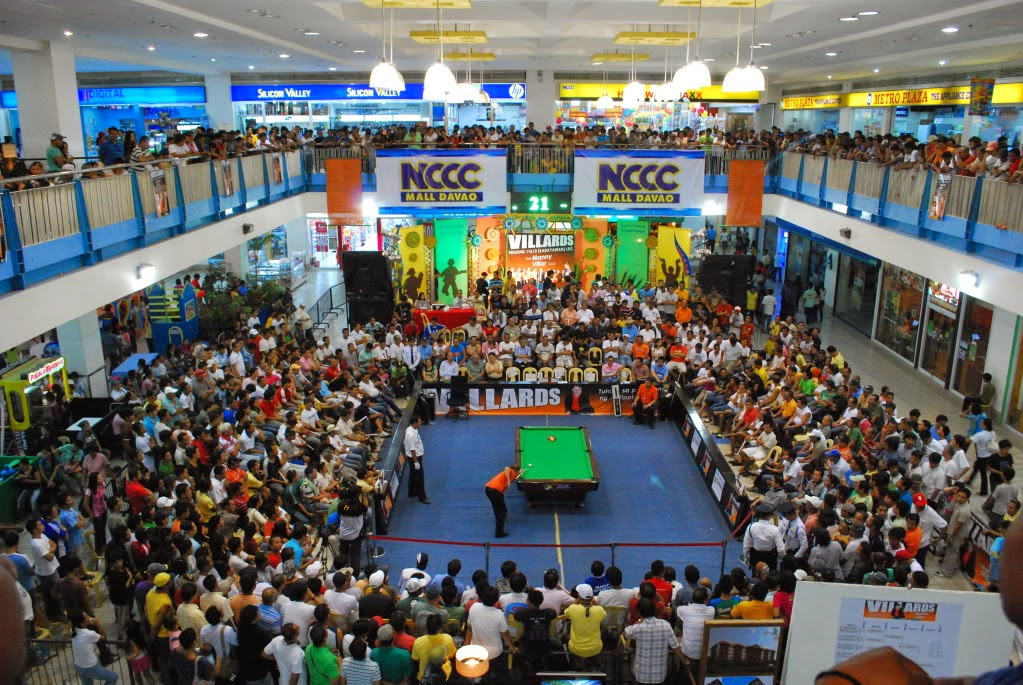 Davao City's Home-grown NCCC Mall Inside Activity Center Davao Region Philippines