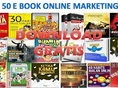FREE DOWNLOAD 50 E BOOK ONLINE MARKETING GRATIS