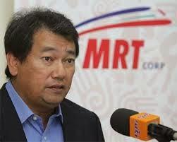 CEO MRT Letak Jawatan
